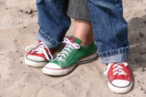Was sind Canvas-Schuhe