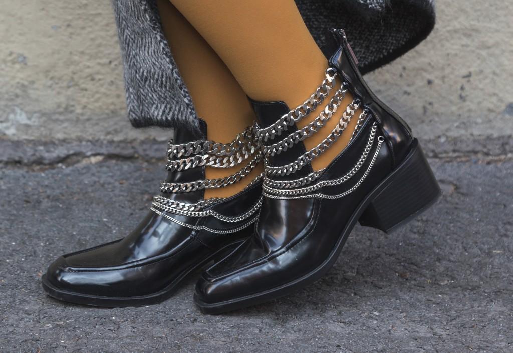 Unterschied zwischen Hochfrontpumps und Ankle Boots