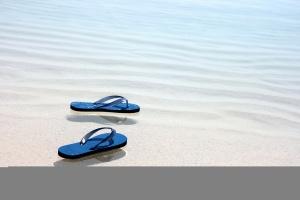 Was sind zehensteg-sandalen