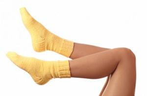 Stinkende Schuhe durch Schweißfüße