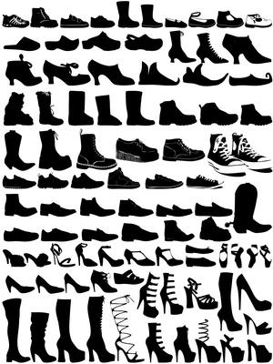 Schuharten Übersicht