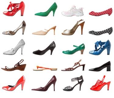 Charaktereigenschaften und Schuhe