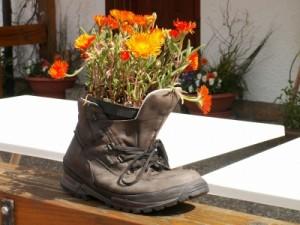 Schuhe nach Jahreszeiten